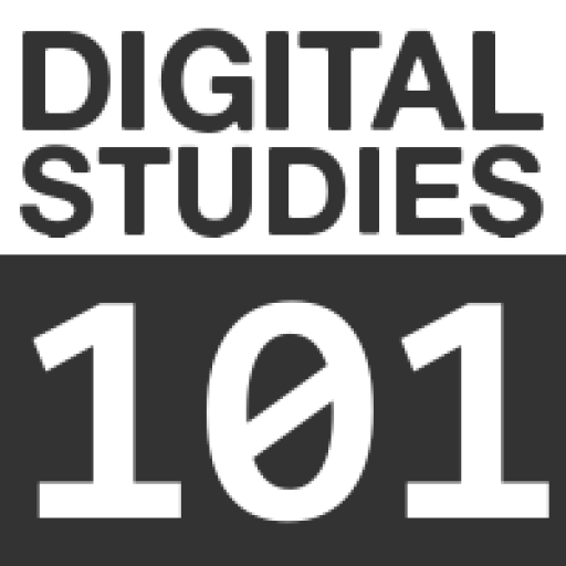 A screenshot or other image of DGST 101: Introduction to Digital Studies